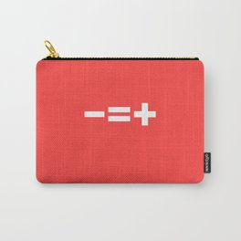 -=+ Carry-All Pouch