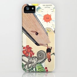 Don't Carry It All iPhone Case