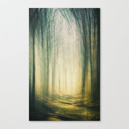 Forest of Surrealism III Canvas Print