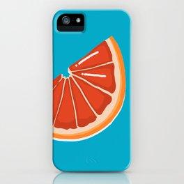 THE FOOD - CITRUS iPhone Case