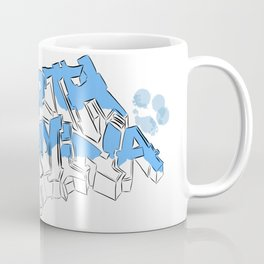 Tarheels - Plain Background Coffee Mug