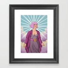 Nath Framed Art Print