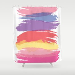 Edison #3 Shower Curtain