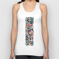 totem Tank Tops featuring ToTem by Mister Phil