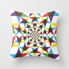 Star Space Throw Pillow