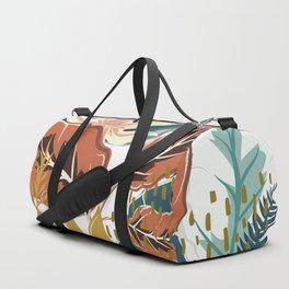 Tropical Wild Jungle Duffle Bag