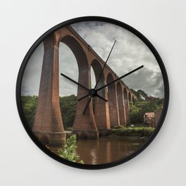 Whitby Viaduct Wall Clock