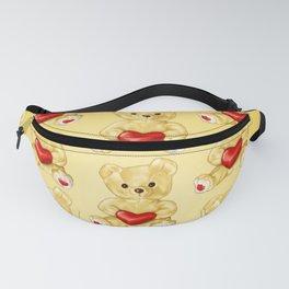 Teddy Bear Hypnotist Fanny Pack