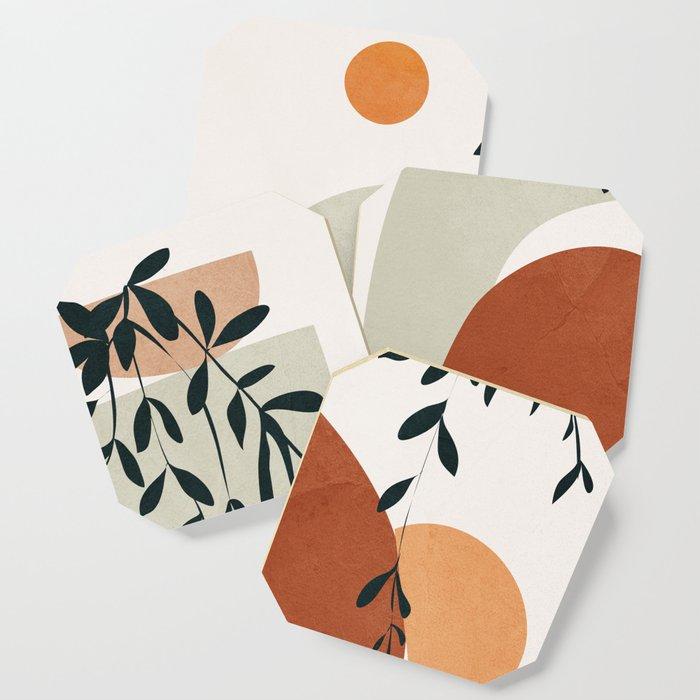Soft Shapes I Coaster
