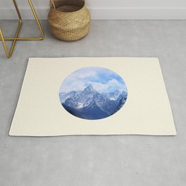 Himalayan Mountains Rug