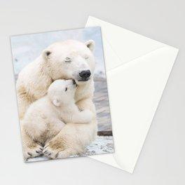 Polar Bear Love Stationery Cards