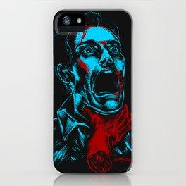Desde el infierno HSI iPhone Case