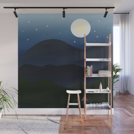 The joys of the great outdoors Wall Mural