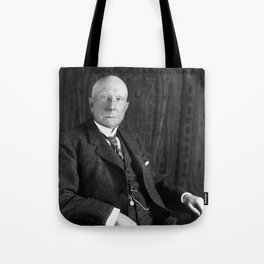 John D. Rockefeller Portrait Tote Bag