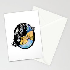 Pirate Nereid - Color Stationery Cards