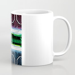 circuit board South Africa (Flag) Coffee Mug