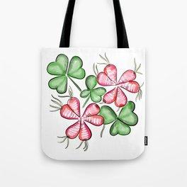 Radish & Clover Tote Bag