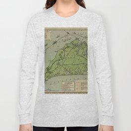Martha's Vineyard 1913 Long Sleeve T-shirt