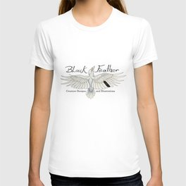 Black Feather Studios T-shirt