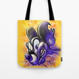 Psycho Rodent Tote Bag