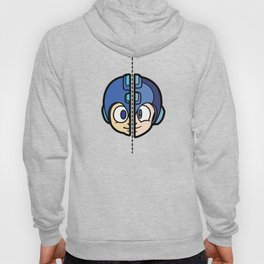 Old & New MegaMan Hoody