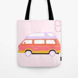 Willa - Van Life Series Tote Bag