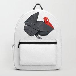Origami Turkey Backpack