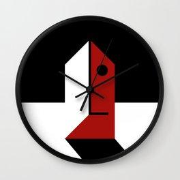 OBSERVER Wall Clock