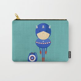 Captain A: My dreaming hero! Carry-All Pouch