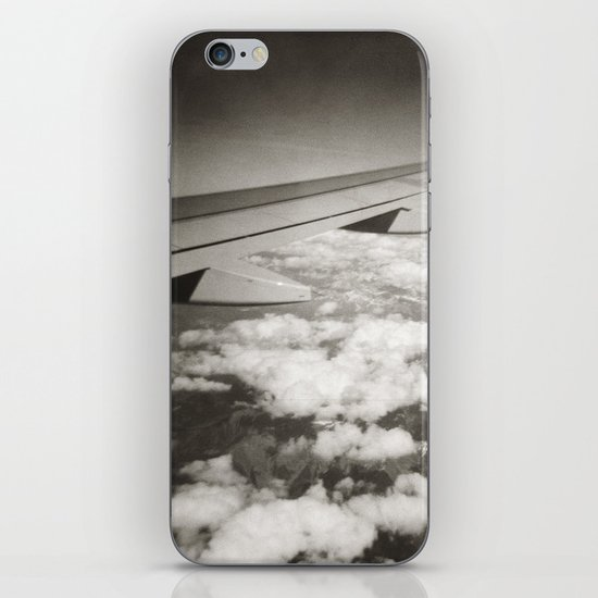 { flying high } iPhone & iPod Skin