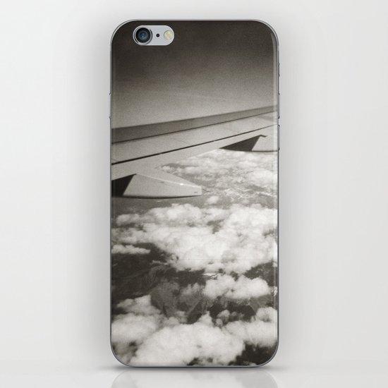 { flying high } iPhone Skin