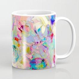 summery floral Coffee Mug