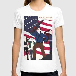 Ash Versus Evil Dead T-shirt