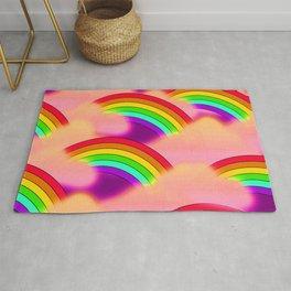 Dreamy Rainbow Rug