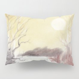 Gnome and mouse Pillow Sham