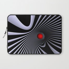 go red -5- Laptop Sleeve