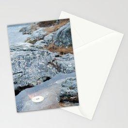 Burning Disc Stationery Cards