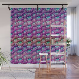 Dragon Scales Wall Mural