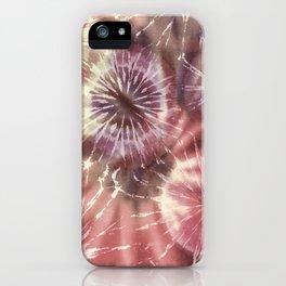 Tie Dye 7 iPhone Case