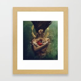 Inner Sanctuary Framed Art Print