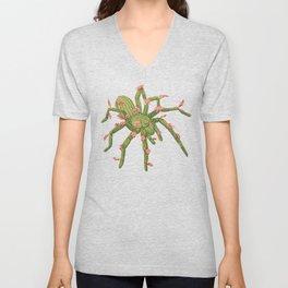 Tarantula Cactus Unisex V-Neck