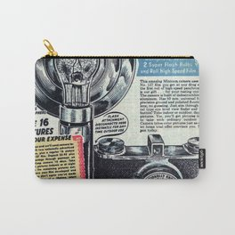 Take Pictures Day or Night Carry-All Pouch