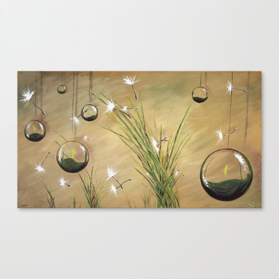 Light Breeze Canvas Print