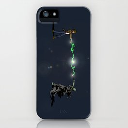Who Potter Crossover Battle iPhone Case