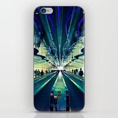 Layover iPhone & iPod Skin