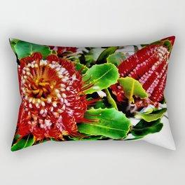 Albany Banksias 3 Rectangular Pillow