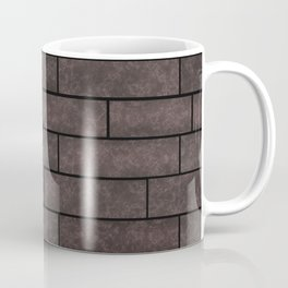 Brick wall, brick #stone #stonewall #loft Coffee Mug
