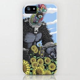 The Unshackled Dream iPhone Case