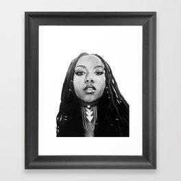 Defy Framed Art Print