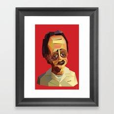 Donny Framed Art Print